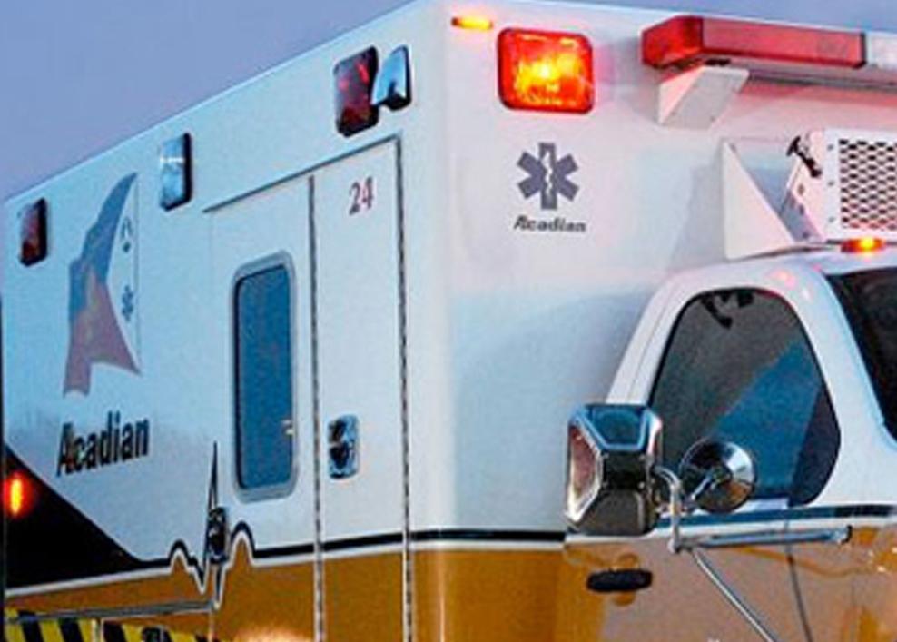 Acadian ambulance service trusts SmartTriage™