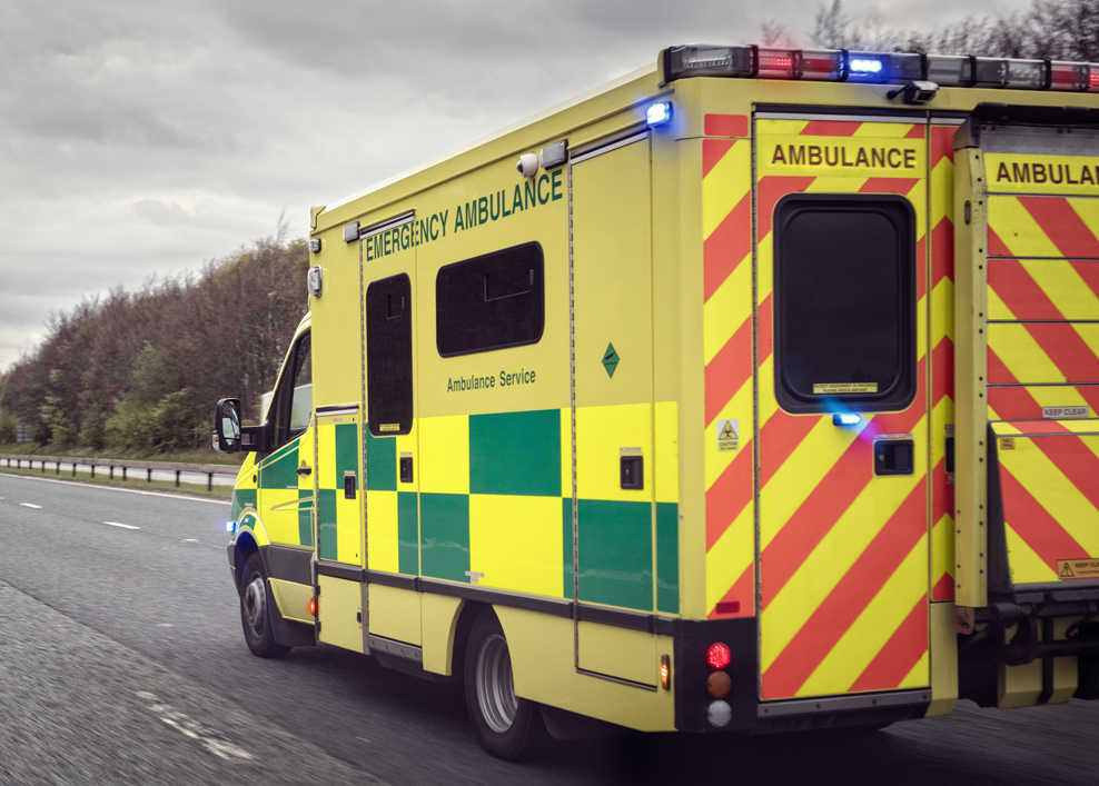 SmartTriage™ Tape is adopted by London Ambulance Service