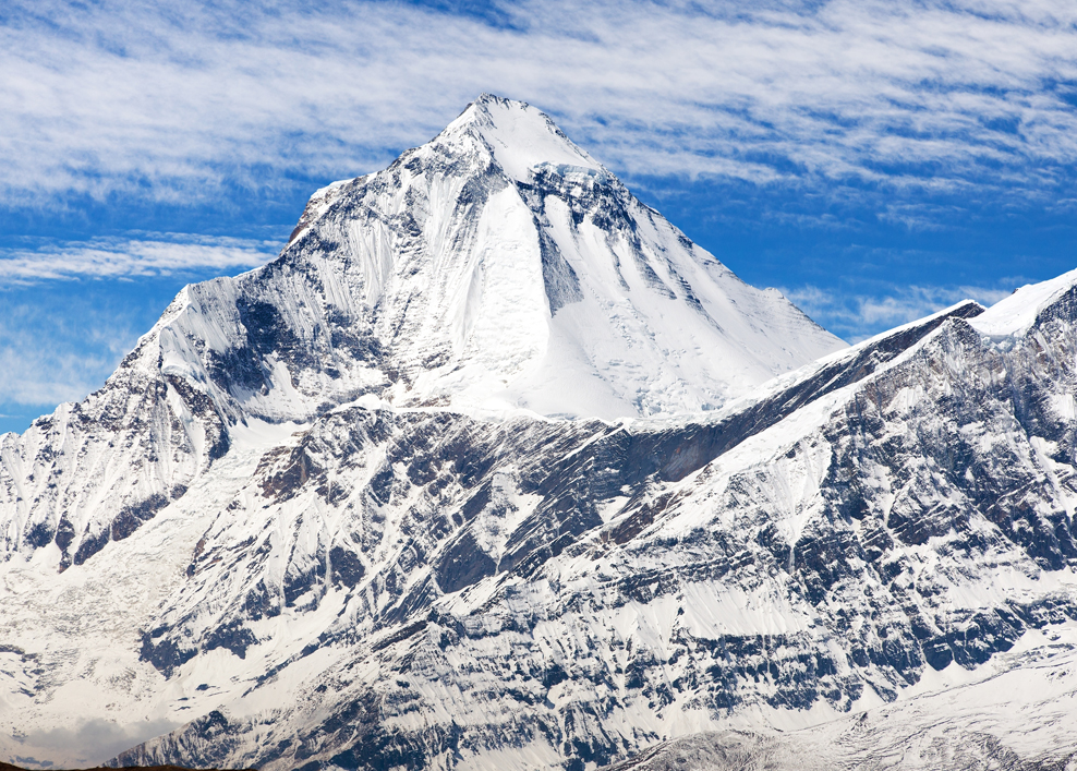 Dhaulagiri: Nepal medical research expedition