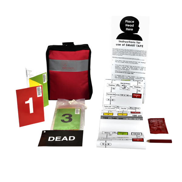 SmartTriage™  Vehicle based kits