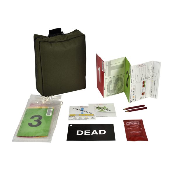 Military SmartTriage™ Vehicle based kits