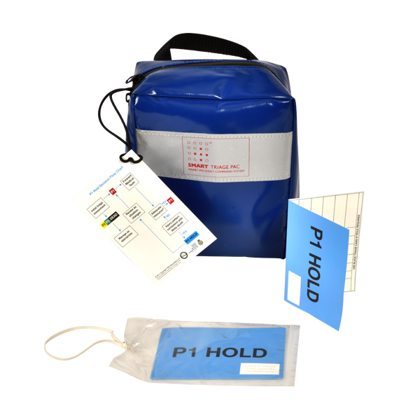SmartTriage™ P1 Hold Pack