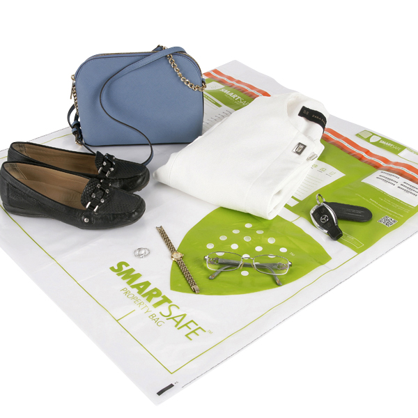SmartSafe™ Patient Property Bag